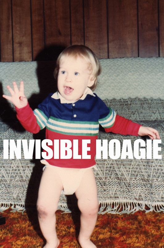 Invisible hoagie