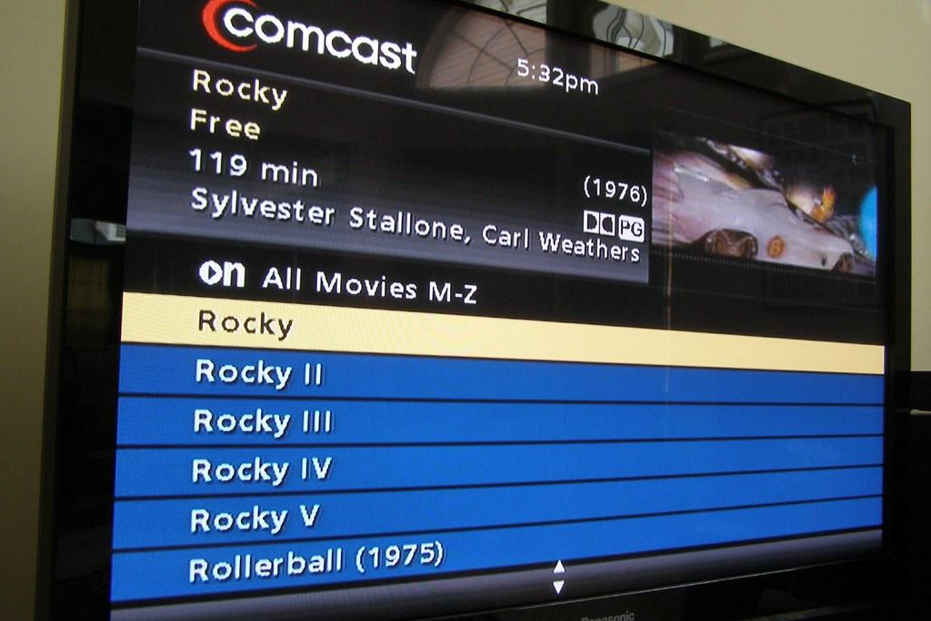 Rocky I - V
