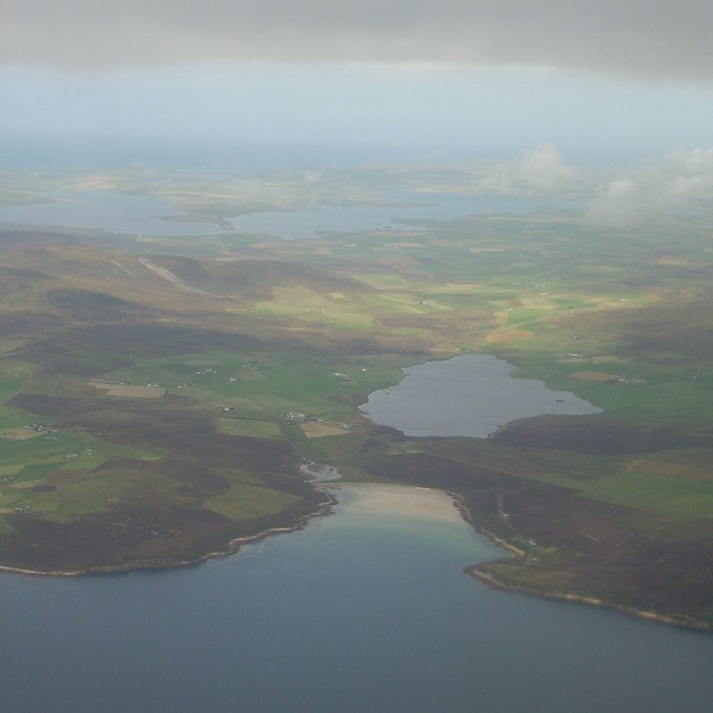 Waulkmill Bay to the Lochs