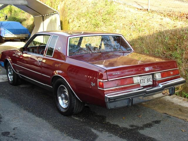 1982 Buick Regal >> Buick Regal 1982 Buick Regal 1982 Luis Felipe Rodriguez