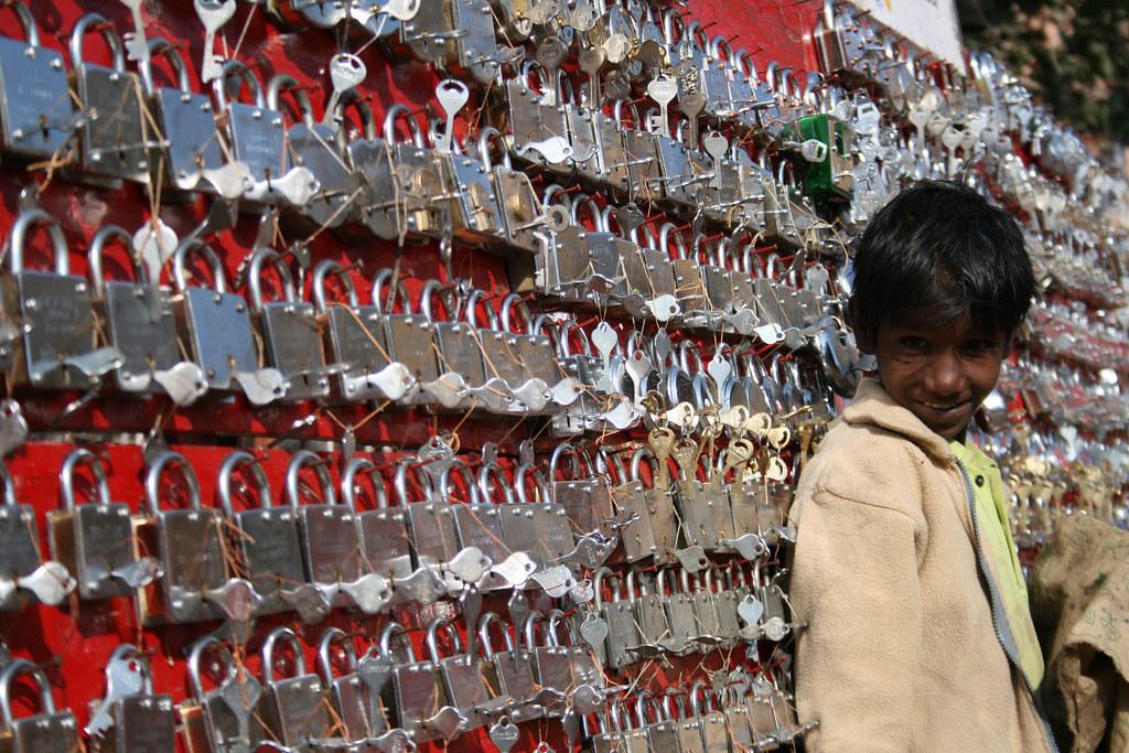 Bazaar Bundi India