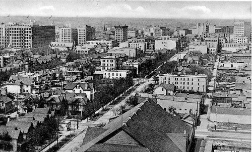Winnipeg from the south (c. 1913) | by wintorbos