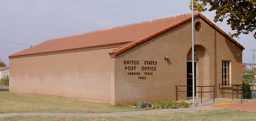Post Office 79532 (Loraine, Texas) | by courthouselover