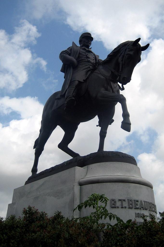 New Orleans City Park General Beauregard Equestrian Sta