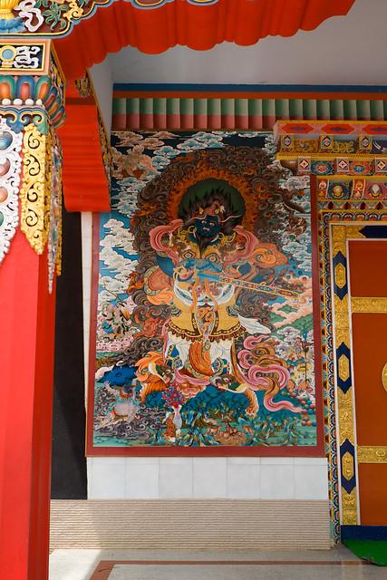 Bylakuppe Buddhist Golden Temple 3441
