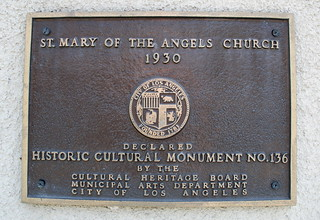 St Mary of the Angels Church | by Floyd B. Bariscale