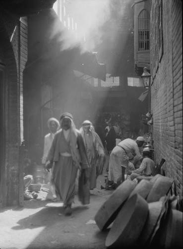 No Known Restrictions: Iraq Street Scene from Matson Collection, 1932 (LOC) | by pingnews.com