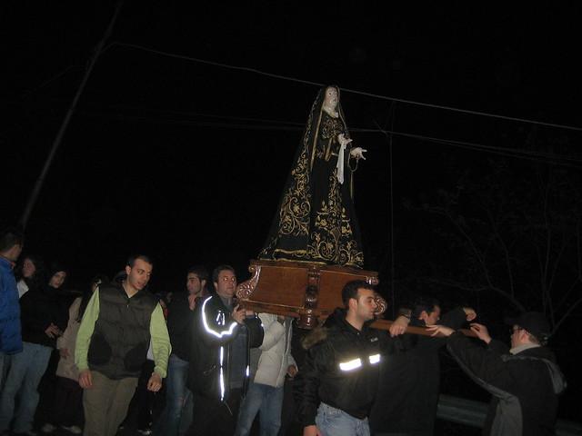 Festa della Madonna Addolorata di pasqua!(Pazzano 2007)
