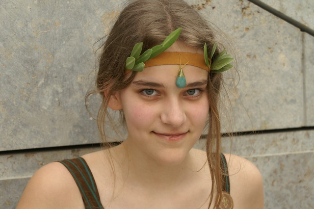 Sophitia Alexandra, Soul Calibur