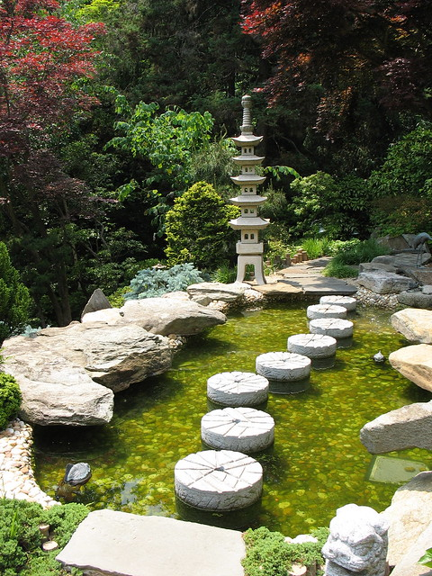 Design Your Garden In Japanese Style