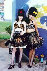 The Lovely Elvettes   by alice_bag