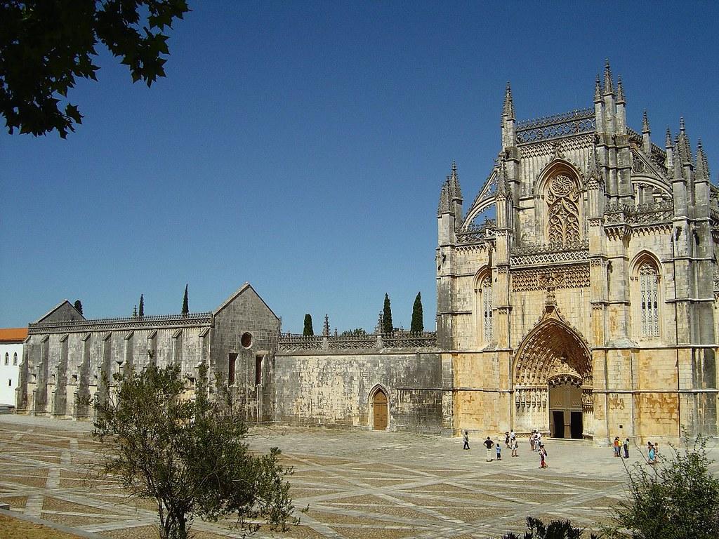 Mosteiro de Sta. Maria da Vitória - Batalha - Portugal
