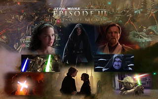 Star Wars Revenge of the Sith Episode 3 wallpaper | by u2fanbwg ...