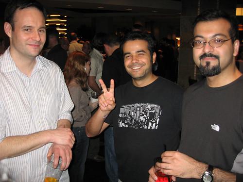 Gene, Javier, Kaleem   by Tanya R.