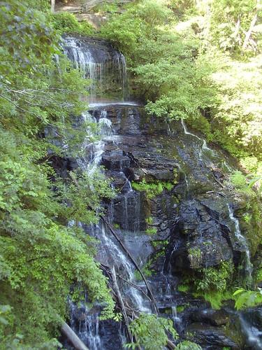 usa mountain south falls carolina rest isaqueena
