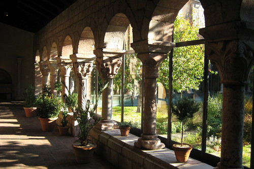 NYC - Fort Tryon Park: The Cloisters - Cluxa Cloister | by wallyg