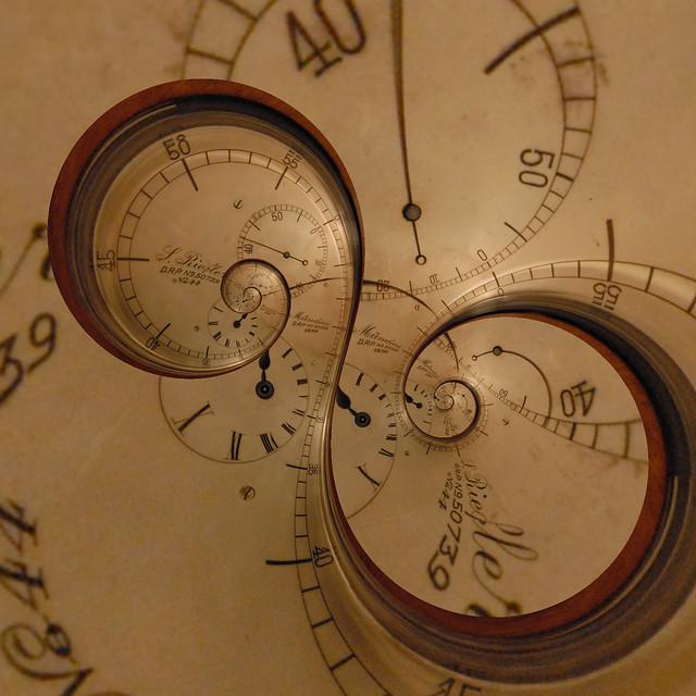 °° Riefler clock_mathmapped°°