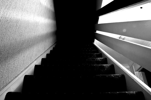 The dark staircase | by dgj103
