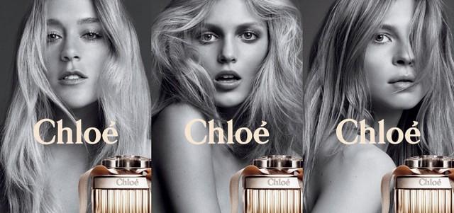 Perfume Chloë SevignyModel Poésy Chloe Anja RubikAnd Clémence OTXZPiuwk