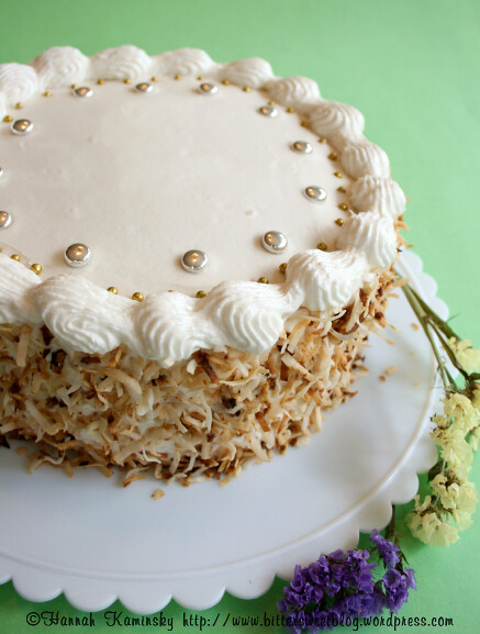 Tropical 4 Layer Cake