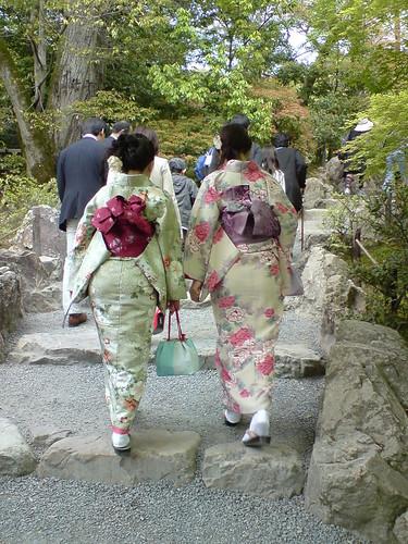 Kimono girls | by kalleboo