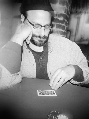 PDX Poker Night - Ben Carmel