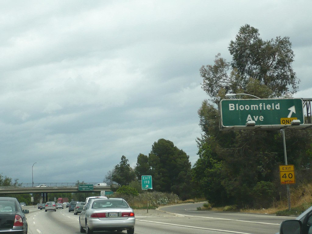 CA 91 Artesia Freeway Eastbound in Cerritos at Bloomfield …   Flickr