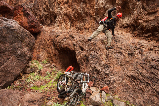 motorcycle canyon