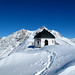 The Arnold mausoleum on 2729 meters, below the Ankogel (3246m) by echumachenco