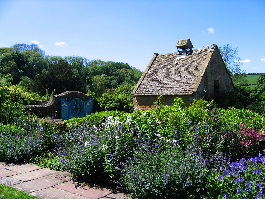 The Dovecote at Snowshill Manor, Cotswolds