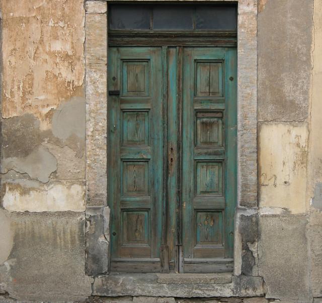 Faded Door, Radeberg, Germany