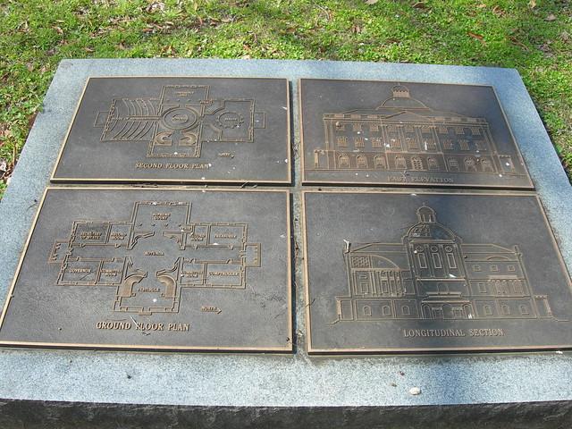 Tuscaloosa State Capitol Blueprints