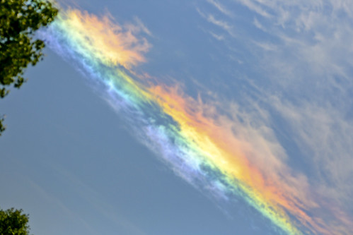 Fire Rainbow | by Rudy Malmquist
