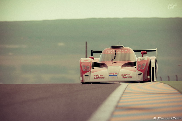 Toyota GT-One (TS020) ** Explored **