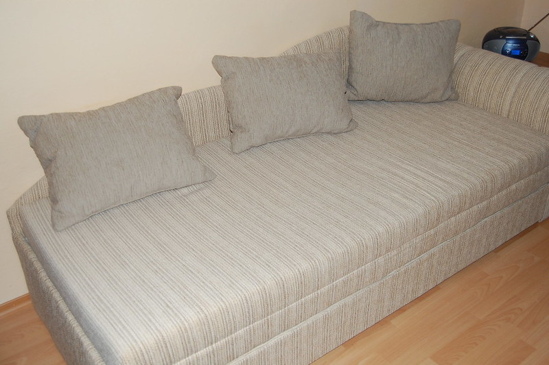 my new bed [day version - sofa]