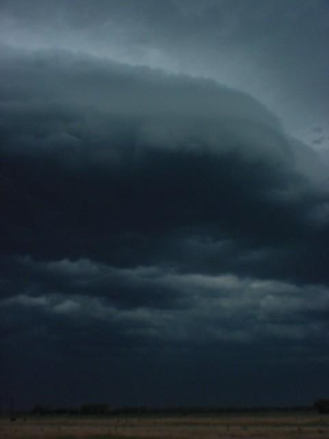 070304 - Strong Mid-Summer Nebraska Thunderstorm with Shelf Cloud