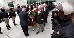 Dnews Funeral of Senator Ed Mayne   by Paul Mayne