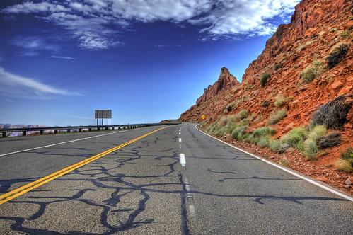U.S. Route 89   by Wolfgang Staudt
