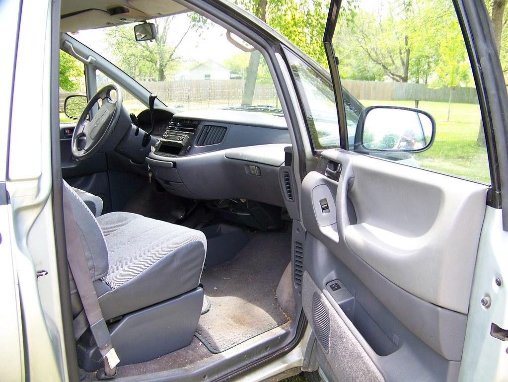 1993 Toyota Previa