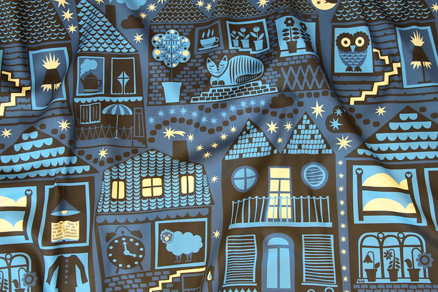 Bedtime Design Challenge Top Ten Winner: Dream Town by christinewitte