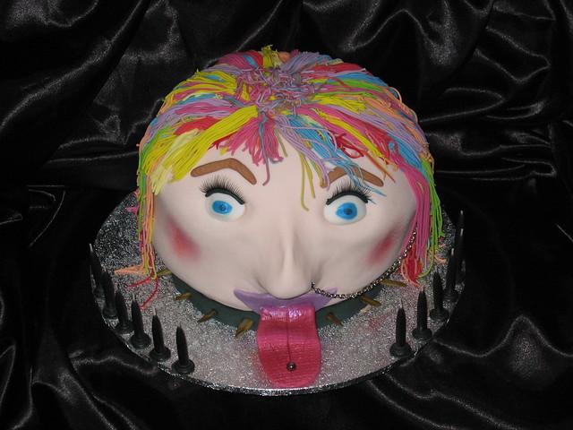Tina Bday Cake
