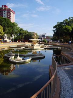 Praça Getúlio Vargas - Santa Cruz do Sul - RS - Brasil   Flickr
