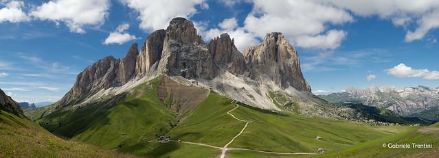 I monti del Rodella
