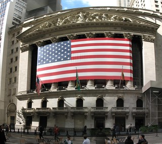 The New York Stock Exchange   by epicharmus