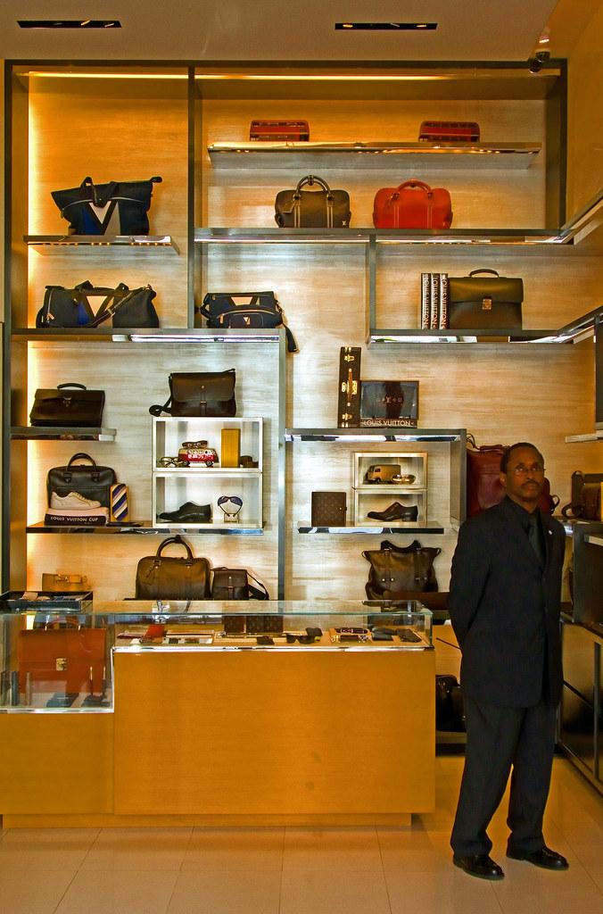 Louis Vuitton Boutique Store Interior Photo 1006 Flickr