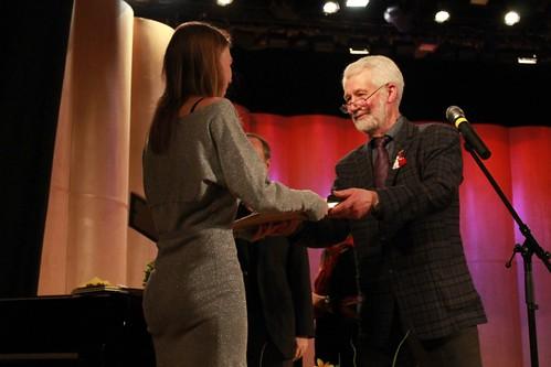 Мар 5 2014 - 18:46 - Награждение победителей конкурса «Славянское братство»