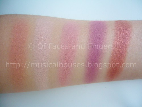 es 26 color palette row 4 swatch | by musicalhouses