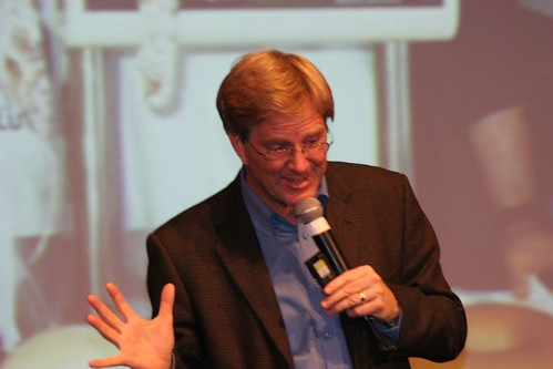 Rick Steves- Lecture