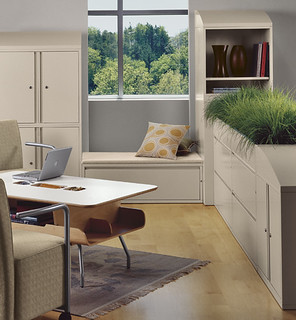 Meridian Filing & Storage | by bfi Office Furniture