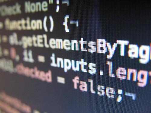 the JavaScript Code